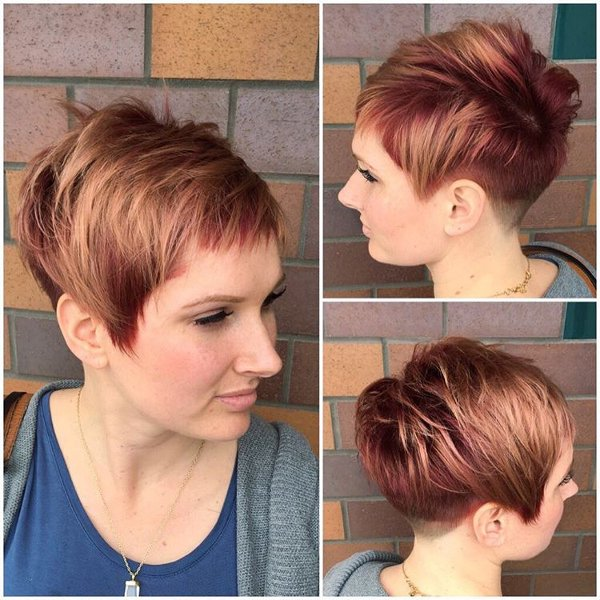 pixie cut frisuren
