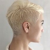 Frisur Vorschläge für blondes Haar 7