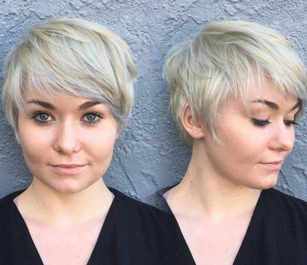Frisur Vorschläge für blondes Haar