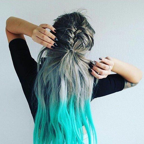 Mode für Grau Haare