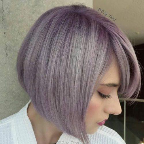 Frisuren aschblond kurz