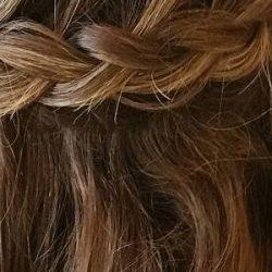 Alltagsfrisuren für mittellanges Haar - 12 Ideen