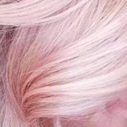 Diesen Sommer ist die Trend Haarfarbe: Rose Gold Haarfarbe
