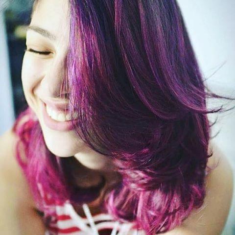 Haarkreide /Beispiele