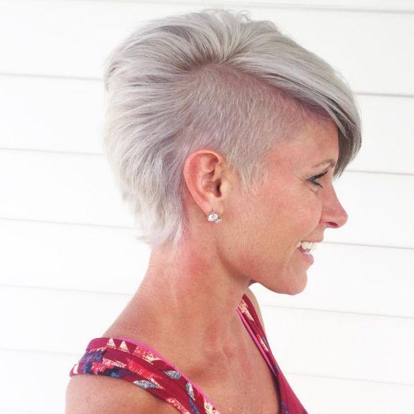 Haarschnitt mit cut
