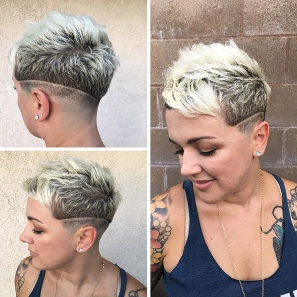Pixie Cut Frisuren Die Besten Hairstyles F 252 R 2016