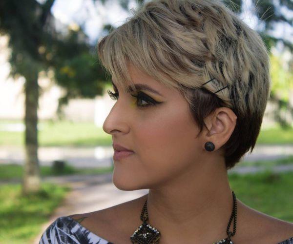 Pixie Cut Frisur