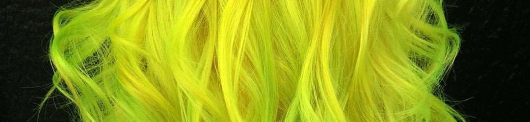 Neonfarben für Haare 18
