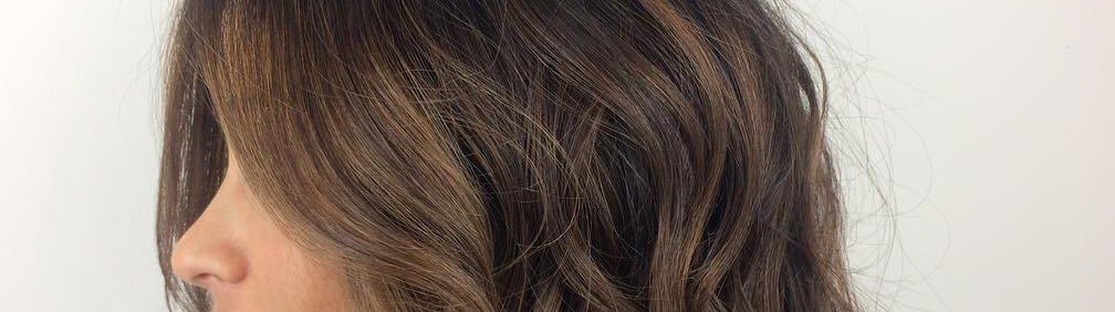Warme braune Haarfarben 21
